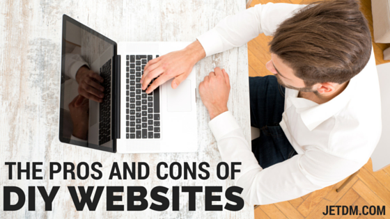 the pros and cons of diy websites in utah