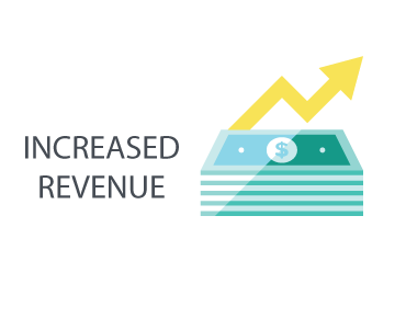Increased Revenue