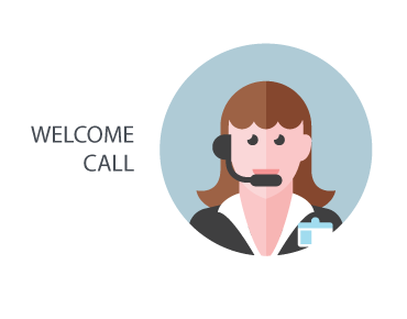 Welcome Call